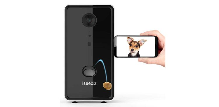 Iseebiz Pet Camera