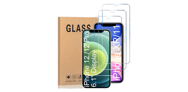 Soft Foot Glass Screen Protector