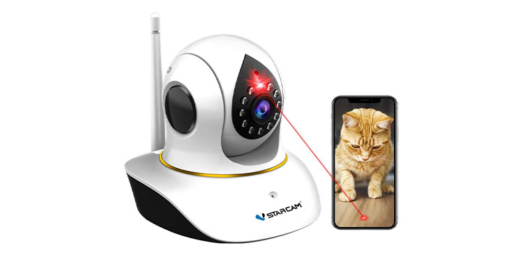 Wireless Camera For Pet