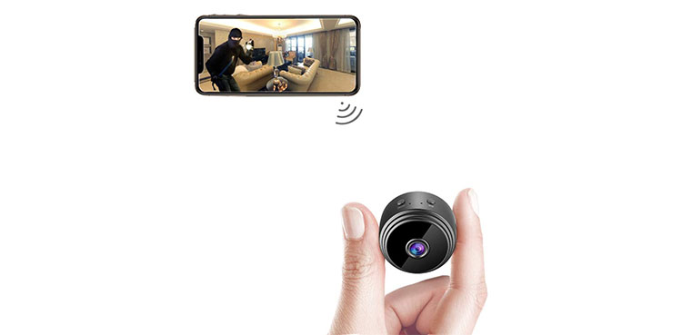 AREBI Wireless Spy Camera