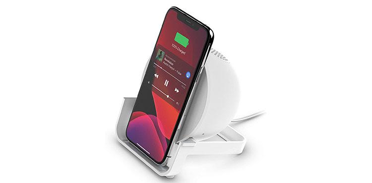Belkin Wireless Charger Speaker