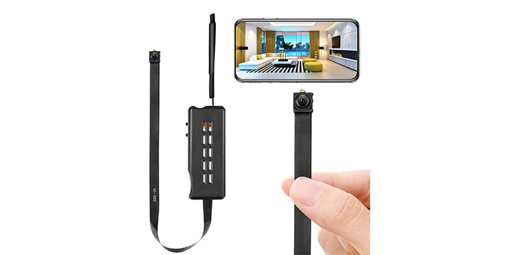 GooSpy Mini Wireless Hidden Camera