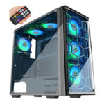 MUSETEX Phantom PC Case