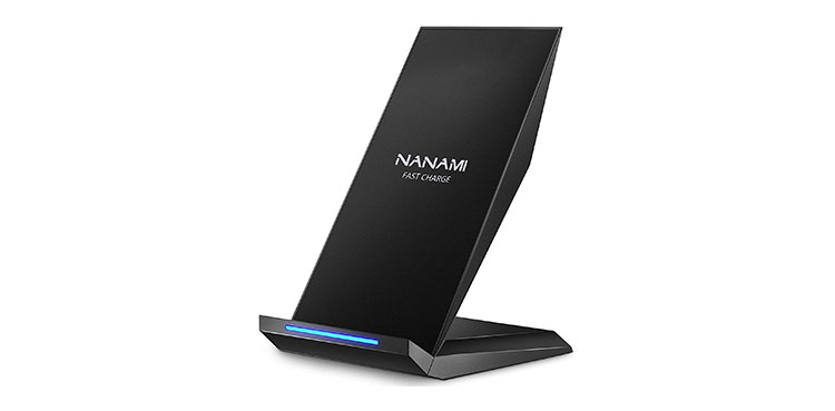 NANAMI Qi Wireless Charger