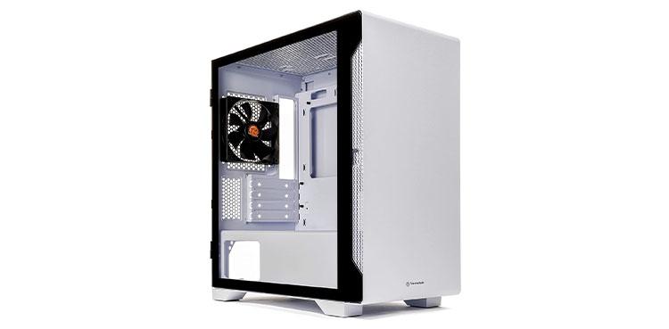 Thermaltake White PC Case