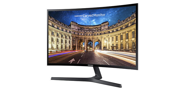 SAMSUNG Curved Computer Monitor