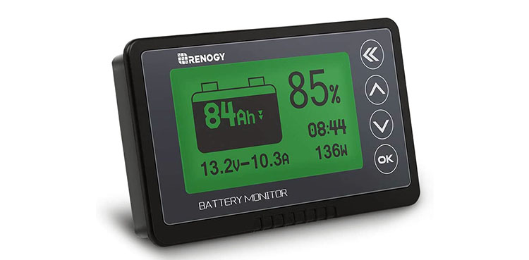Renogy 500A Battery Monitor