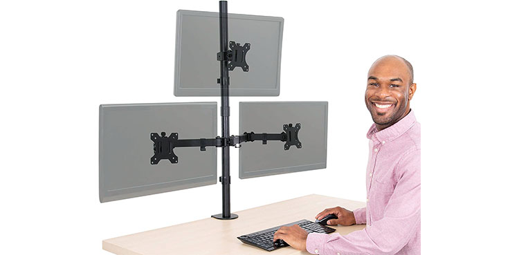 Stand Steady 3 Monitor Stand