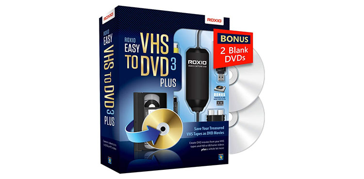 Roxio Easy VHS to Digital