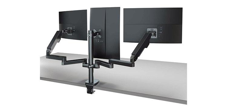 Glorider Triple Monitor Stand