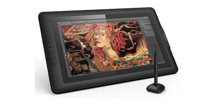XP-Pen Artist Drawing Monitor