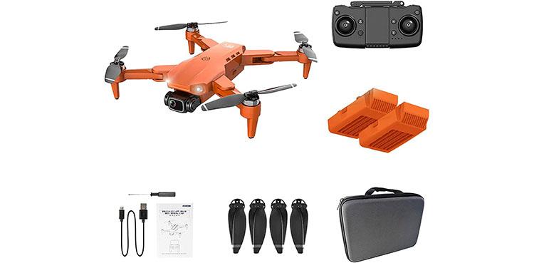 L900 PRO Ultralight Foldable Drone