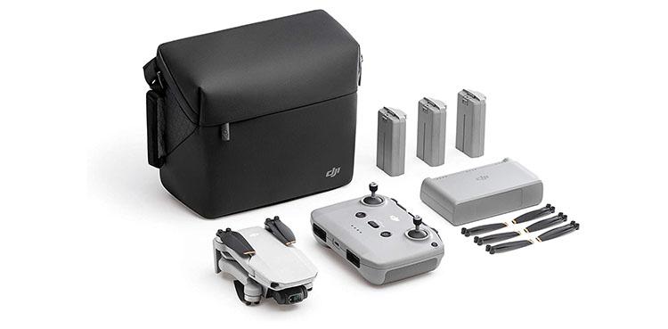 DJI Mini 2 Foldable Drone Camera