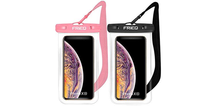 FRIEQ Waterproof Phone Case