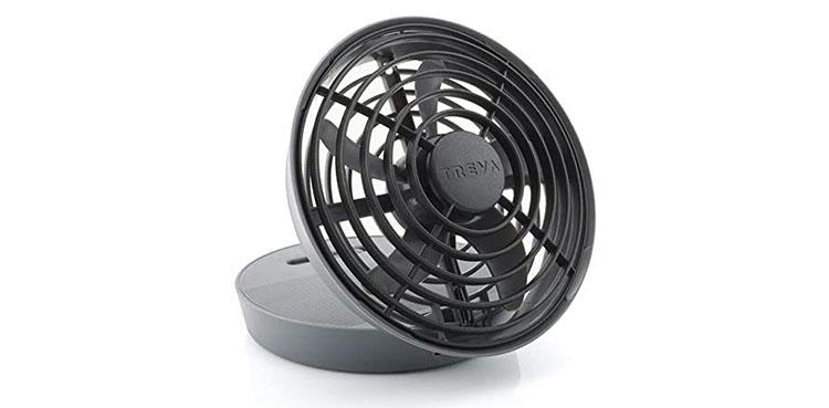 O2COOL Portable USB Fan