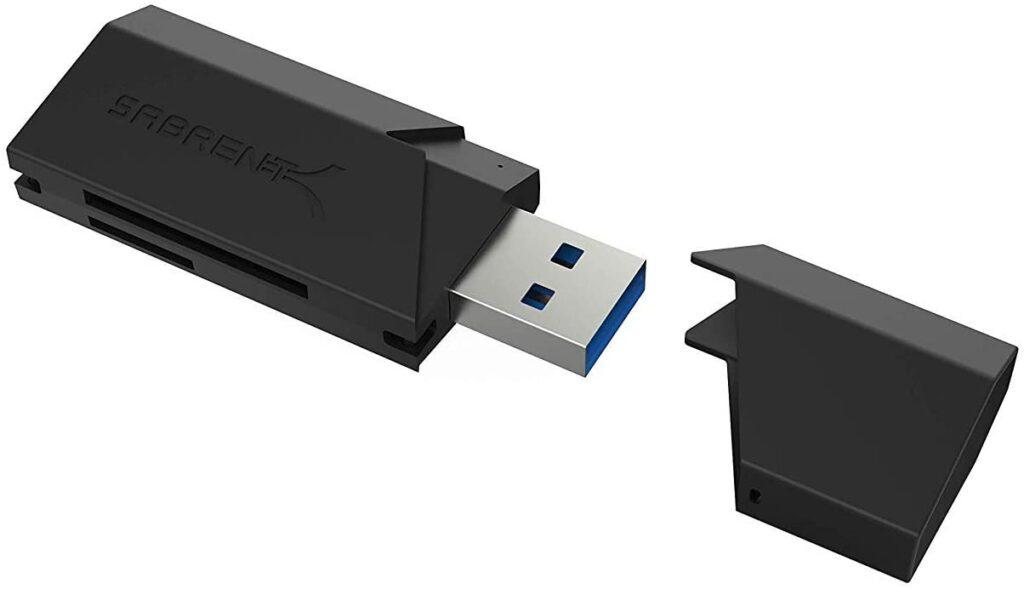 Sabrent Super Speed Memory Card Reader